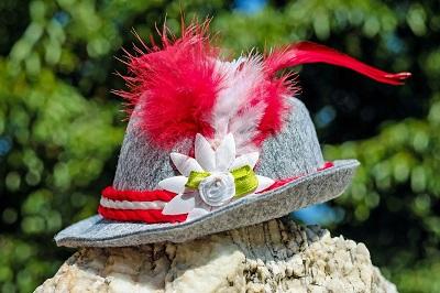 Hut zur Tracht - Trachtenhut